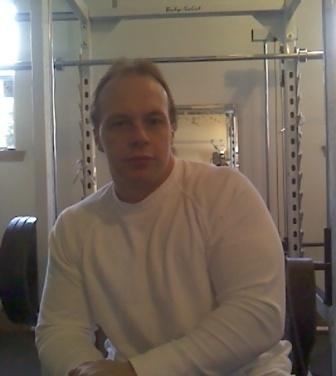 In Home Personal Trainer Bill