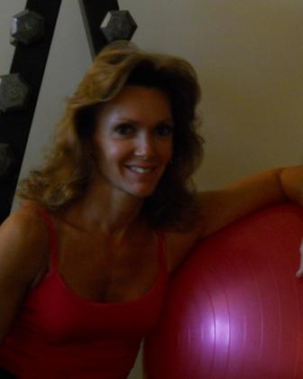 Female Personal Trainer Debby