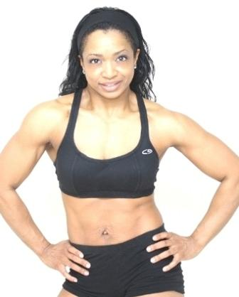 Female Personal Trainer K. Marie