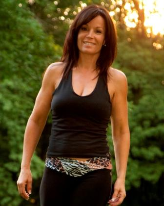 Female Personal Trainer Sherri