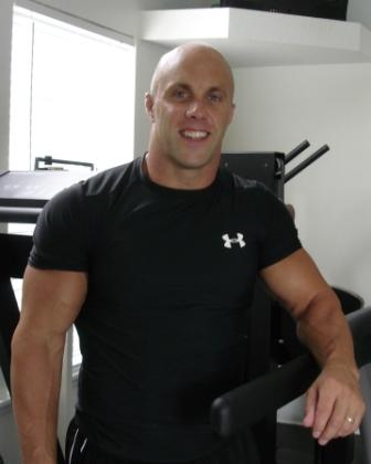 In Home Personal Trainer Jim