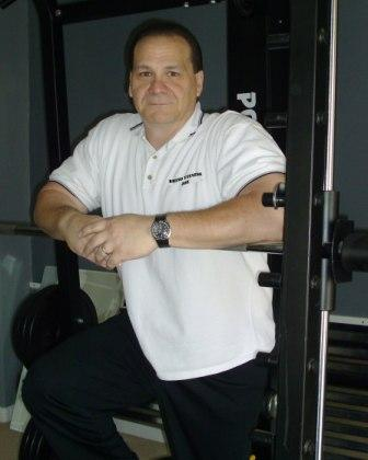 In Home Personal Trainer Joe